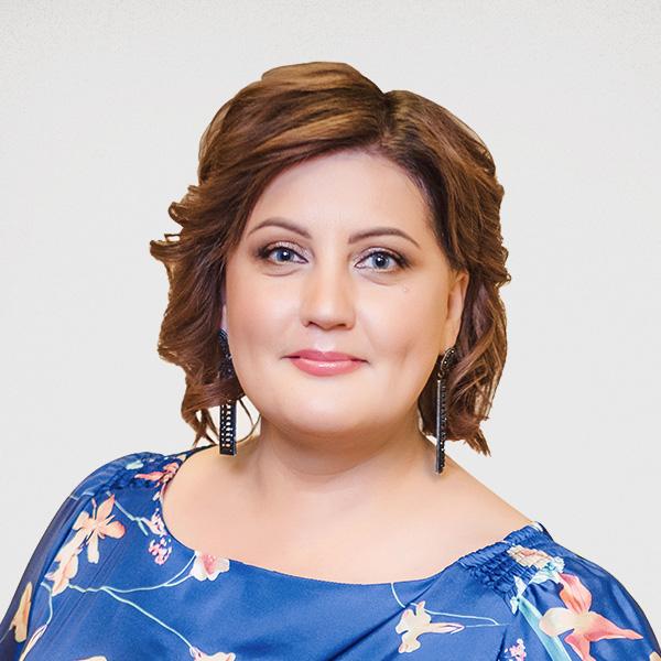 Вера Дружинина, Руководитель юридического отдела