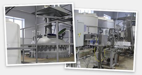 Модернизация производственной площадки в Оренбургской области