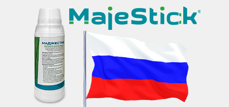 Preparation MajeStic enters the Russian market