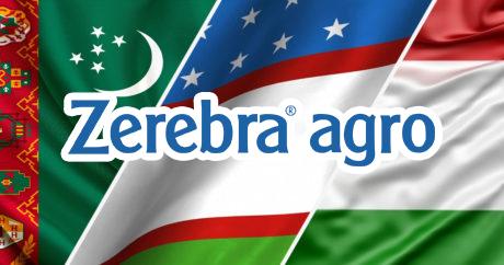 Preparation Zerebra Agro enters the markets of Turkmenistan, Uzbekistan and Tajikistan