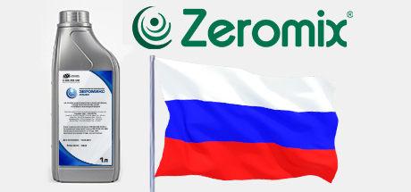 Preparation Zeromix, the second product made by the SCS.technology, enters the Russian market